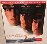 A Few Good Men - Laserdisc