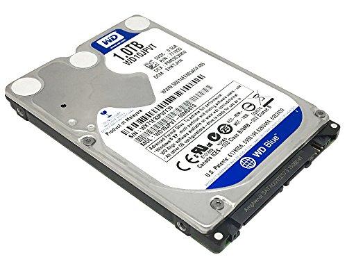 (Western Digital Scorpio Blue WD10JPVT 1TB 5400 RPM 8MB Cache SATA 3.0Gb/s 2.5