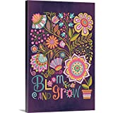 greatBIGcanvas Gallery-Wrapped Canvas Entitled Bloom Grow Mary Tanana 16''x24''