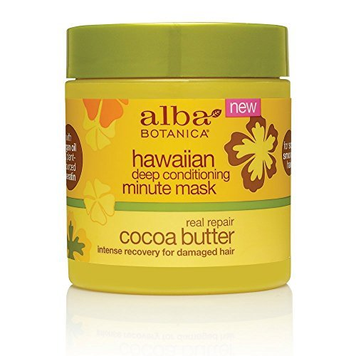 Alba Botanica Cbutter Deep Conditioner Mask (1x5.5oz ) by Alba - Botanica Alba Deep Conditioner