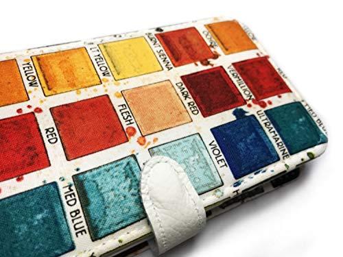 Paintbox Fabric (moto E4 case moto E4 wallet case moto e4 phone case moto E4 wallet case motorola phone case Art Paintbox)