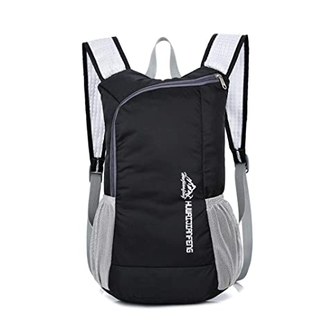d6bff52db5 Amazon.com   Sunshinehomely Waterproof Nylon Hiking Backpack ...