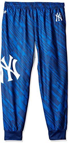 FOCO New York Yankees Polyester Mens Jogger Pant Extra Large by FOCO