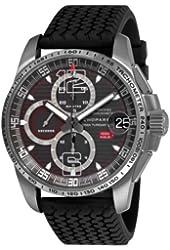 Chopard Men's 168459-3005 Mille Miglia GT XL 2009 Titanium Limited Edition Chrono Grey Dial Watch
