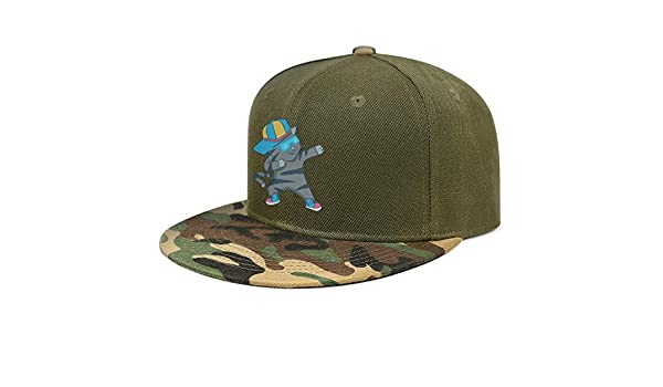 The Dabbing Cat Dab Dance Funny Dancing Unisex Baseball Cap Highly Breathable Snapback Caps Adjustable Trucker Caps Dad-Hat