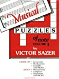 Musical Puzzles of Note, Victor Sazer, 0944810012