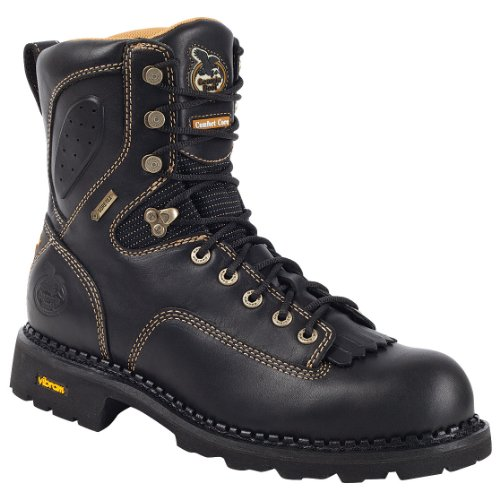 n's Gore-Tex Waterproof Comfort Core Logger Black 11.5 M US (Waterproof Comfort Core)