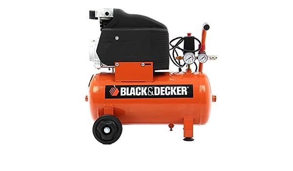 El aceite del compresor 24L Black & Decker cp2525 N unidades de 1pz: Amazon.es: Bricolaje y herramientas