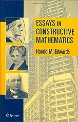 Essays in Constructive Mathematics