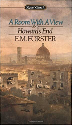 a room with a view and howards end signet classics e m forster benjamin demott amazoncom books