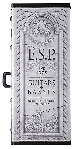 ESP CTOMBVFF Tombstone V Form Fit Guitar Case