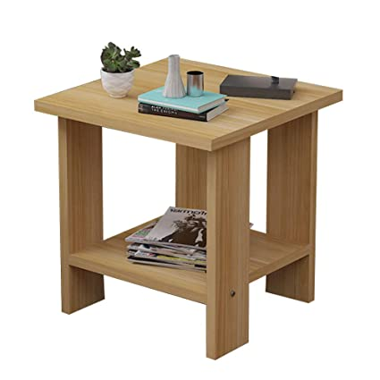Amazon.com: Virod-Home Office Desks Side Table, Modern Simplicity ...