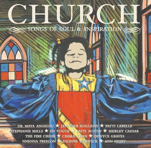 Church - Songs of Soul and Inspiration by UTV Records / DMI Records