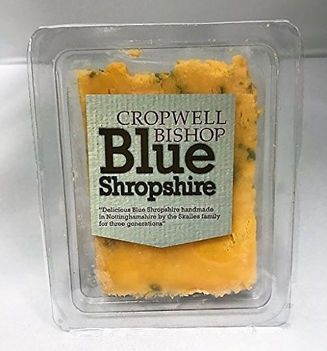 Cropwell Bishop Blue Shropshire Wedge, 5.3oz.