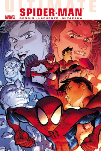 (Ultimate Comics Spider-Man, Vol. 2: Chameleons)