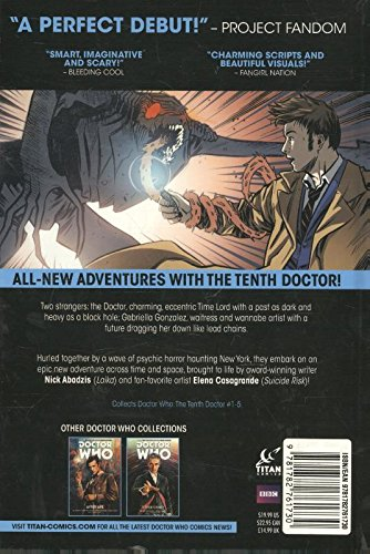 Doctor Who: The Tenth Doctor 1: Revolutions of Terror: Nick