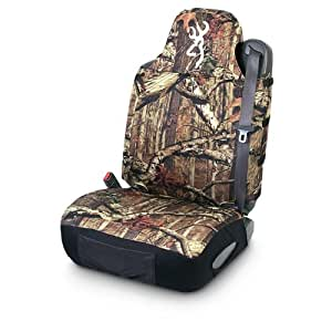 Amazon Com Bone Collector Seat Cover Neoprene Universal