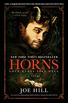 Horns: A Novel by [Hill, Joe]