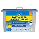 API SALTWATER MASTER TEST KIT 550-Test Saltwater Aquarium Water Test Kit