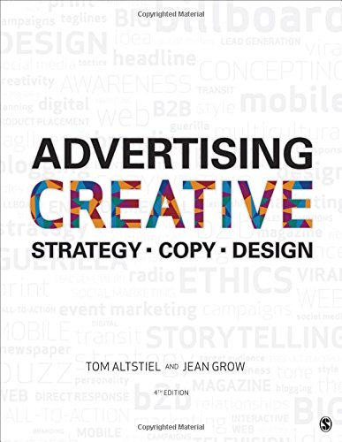 1506315380 - Advertising Creative: Strategy, Copy, and Design
