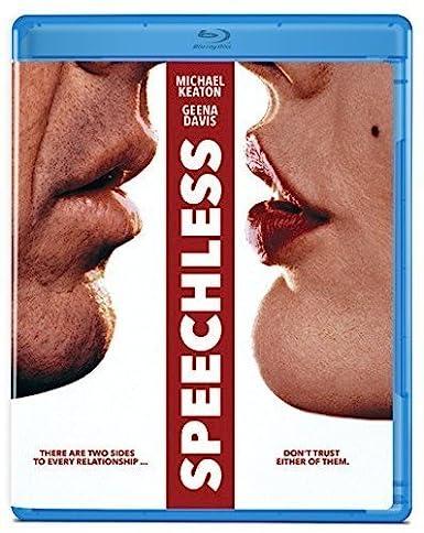 Speechless [Edizione: Stati Uniti] [Italia] [Blu-ray]: Amazon.es