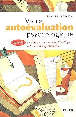 Lire en ligne Votre autoévaluation psychologique epub, pdf