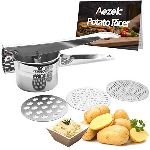 Aezek Potato Ricer and Masher