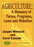 Agriculture, Jasper Womach and Carol Canada, 1560727993