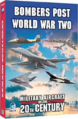 Military Aircraft Of The 20Th Century - Bombers Post World War Two [DVD]