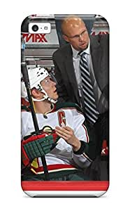 New Premium LeeJUngHyun Minnesota Wild Hockey Nhl (9) Skin Case Cover Excellent Fitted For Iphone 6 plus (5.5)