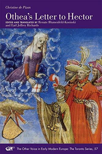 Christine de Pizan: Othea's Letter to Hector (MEDIEVAL & RENAIS TEXT STUDIES)