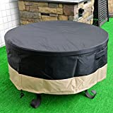 Stanbroil Full Coverage Round Fire Pit