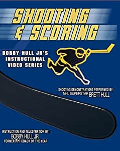 Bobby Hull Hockey Shooting & Scoring