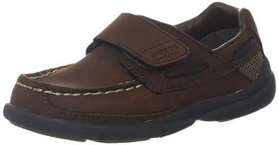 9862b9591843 Sperry Charter Hook   Loop Boat Shoe (Toddler Little Kid Big Kid)
