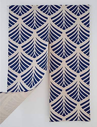 KARUILU home Japanese Noren Doorway Curtain Tapestry 33.5