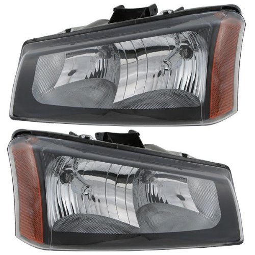 03 Chevy Silverado Pickup Headlight - 1
