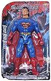 Leo Toys large sized superhero Superman (40 cm x 10 cm x 30)
