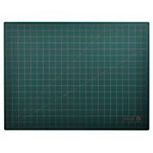 Lion Post Consumer Recycled Large Cutting Mat, 18 X 24-Inch, Green, 1 Mat (CM-60C)