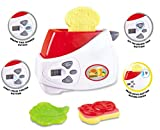 Electronic Pop-Up Toaster Toy
