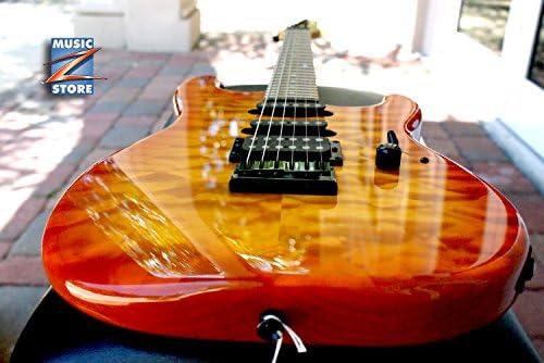 Schecter California Custom Elite HSS pastillas w/ohsc guitarra eléctrica. Original carcasa rígida. Fabricado en Estados Unidos marca nuevo. Nos Libre envío.