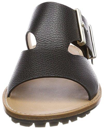 Jil donna Sander nere Sporty nero Pantofole 999 da r6Tqpvrw