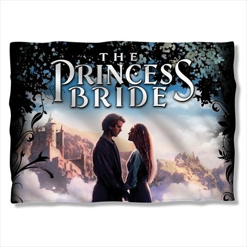 The Princess Bride Storybook Love Sublimation Pillow Case