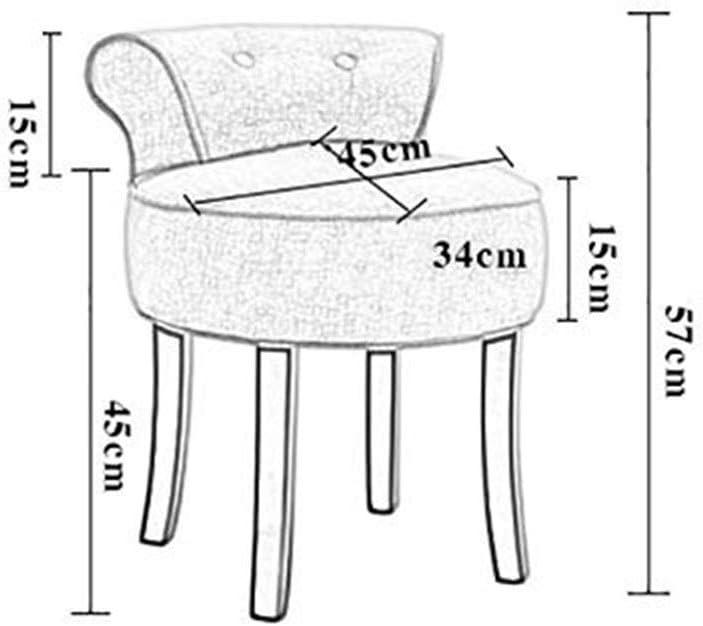 LSLMCS Ottoman Repose-Pied Tabouret Chaise Vintage Patchwork Dossier Agr/ément/ée avec Patchwork Living Sun Chair Seat avec 4 Pieds en Bois for Les Enfants Ou Adultes Color : Natural