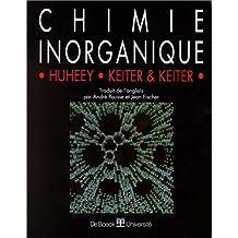 Chimie inorganique (huheey-keiter)