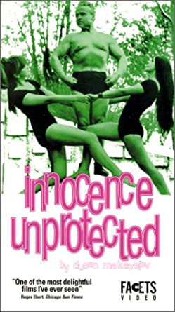 Innocence Unprotected VHS