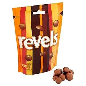 Revels bolsa Dulces Chocolate - 13 x 140gm