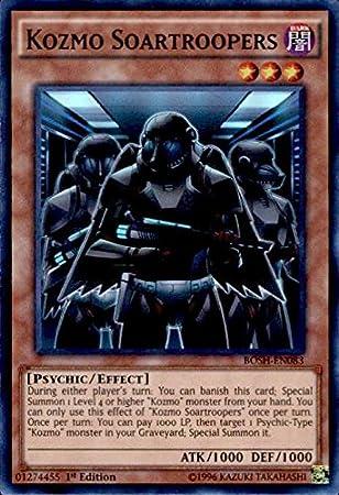 Card yu gi oh sorcerer buster air destructive bosh-fr021 x 3