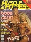 Joe Weider's Muscle & fitness September 1989 Magazine ARNOLD SCHWARZENEGGER MOTIVATION: WHEN MY MUSCLES SAY