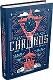 capa de Chronos. Limites do Tempo