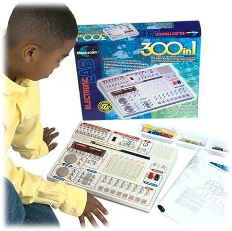 Elenco MX908 300-in-1 Lab Project -lectronique: Amazon.es: Juguetes y juegos